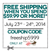 Free Shipping when you spend $59.99 or more! cc=freeship5999