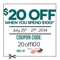 $20 off when you spend $100 or more! cc=20off100