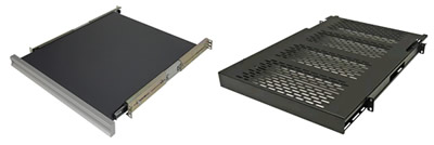 Rackmount Sliding Shelves