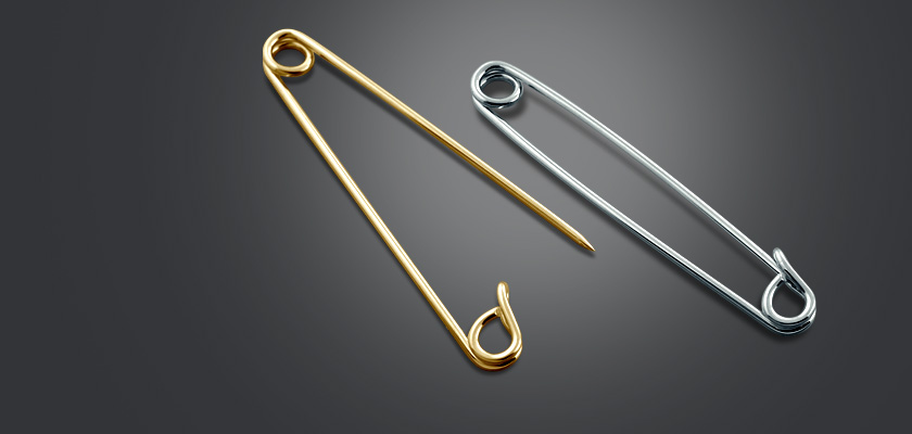 Men's Classic Collar Pins