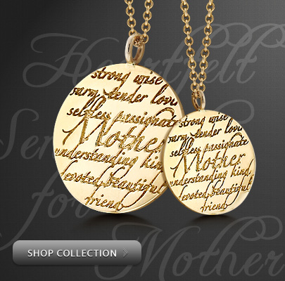 Kay Wicks Mother Necklace Collection