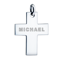 Mens Cross Custom Engraving