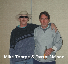 2001 WCT - Doubles - Second Place - Thorpe & Nelson
