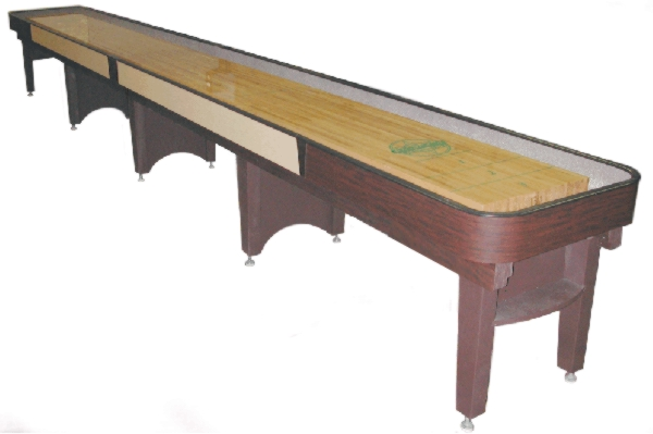 Ambassador Shuffleboard Table
