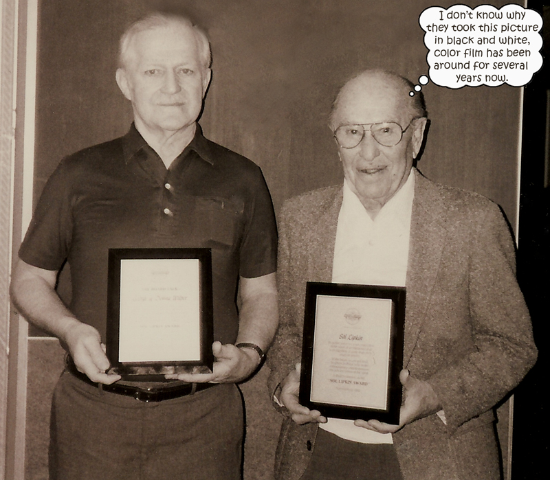 George Wilber and Sol Lipkin