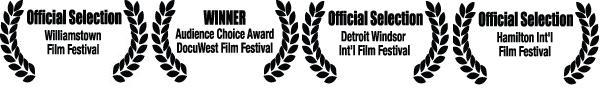 Official Selection of the following Film Festivals