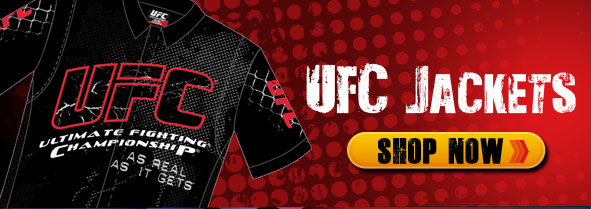 UFC Jackets and Pit Shirts