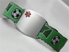 sport strap medical id bracelet for kids