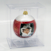 photo ornament packaging