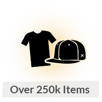 Over 250k Items