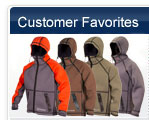 Stormr Typhoon Jackets