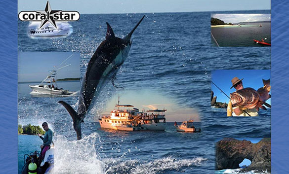 TackleDiredt Travel Destinations - Coral Star Sport Fishing of Panama