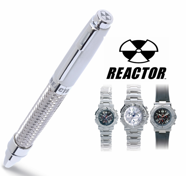 FREE Reactor Heavy Duty Stainless Steel Pen