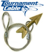 FREE Bronze Dart rigged with Stainless Cable