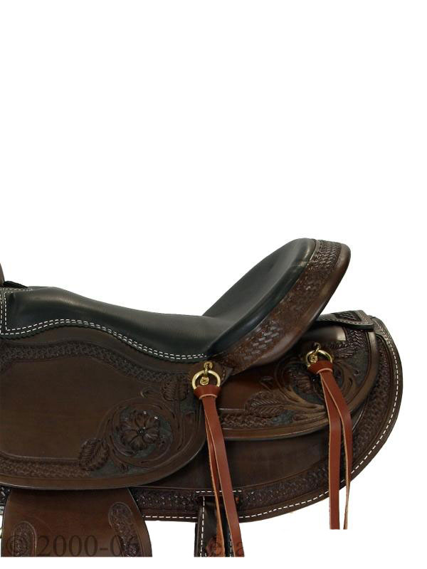 Side Detail View, Dakota 2212, Pro Brown
