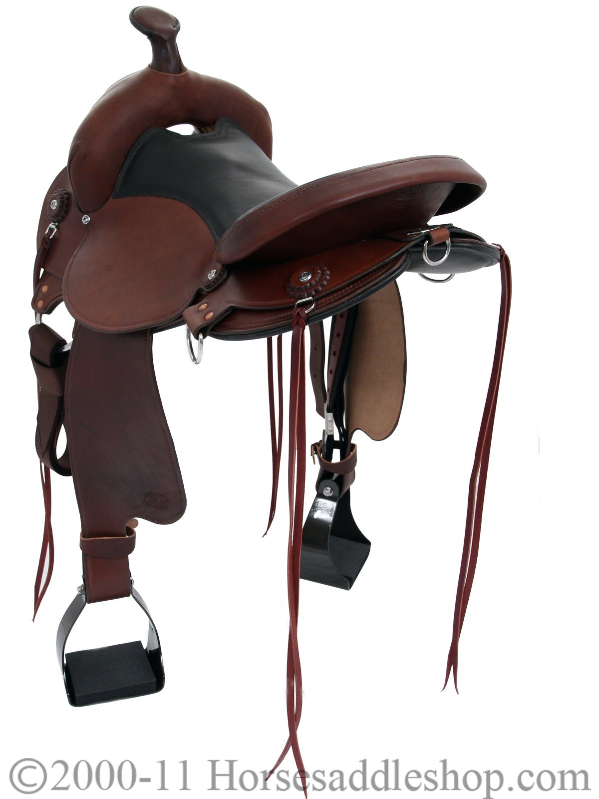Fabtron Cross Trail saddle