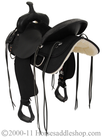 High Horse Flex2 Saddle