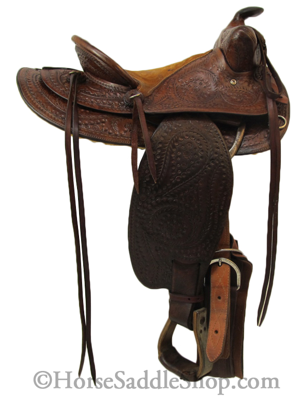 Used Trail Saddle