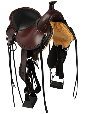 Circle Y Flex2 Saddle