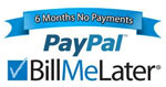 Bill Me Later from Paypal
