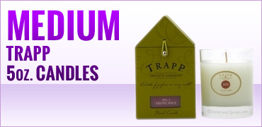 Trapp Candles - Medium