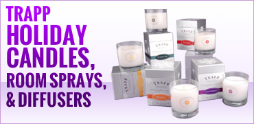 Trapp Holiday Candles, Room Sprays, & Diffusers