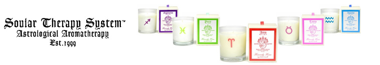 Soular Therapy Astrological Candles