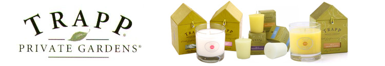 Trapp Candles - Trapp Private Gardens
