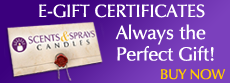 E-GIFT CERTIFICATES Always the Perfect Gift! Buy Now