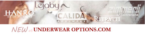 What's New at Underwear Options