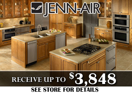 Jenn-Air Rebate