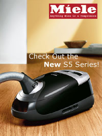 Miele Vacuums - Best Canisters