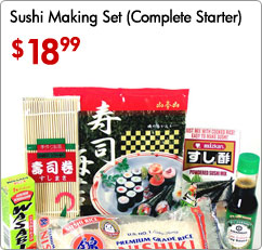 Sushi Making Set (Complete Starter)