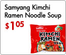Samyang Ramen Noodle Soup