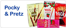 Pocky & Pretz collection