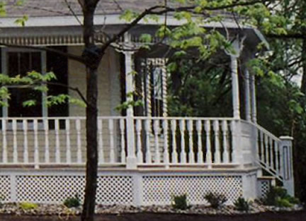 Close-up - Porch Photo 31