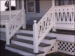Sawn Balusters Usage Photo