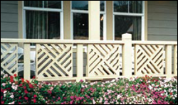 Balustrade Panels Usage Photo
