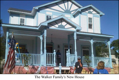 The Walker's New House