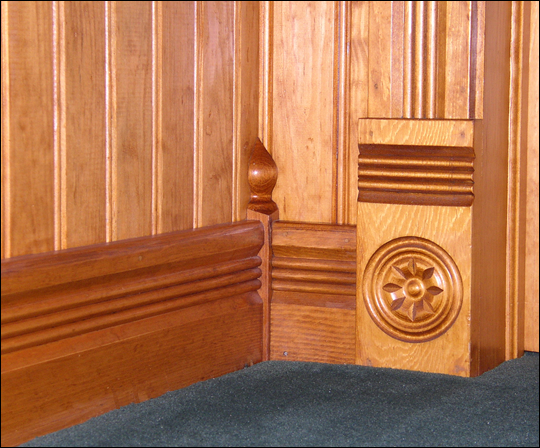Close-up of Moulding Photo 6