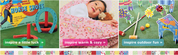 Proud papa for Warm biscuit bedding company