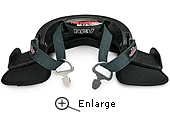2014 Large Necksgen Rev Head and Neck Restraint hans device
