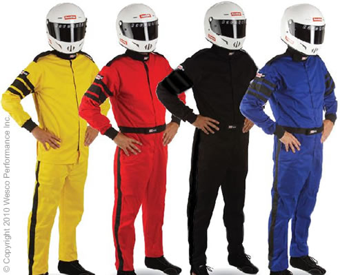 race car driver suits