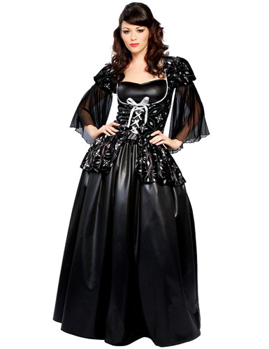 Queen of Darkness Costume