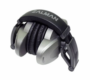 Zalman 5.1 Surround Sound Headphones