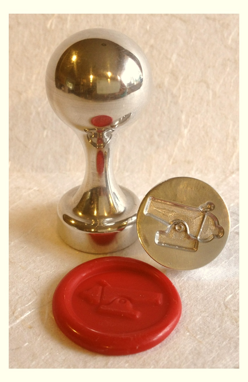 Cannon wax seal