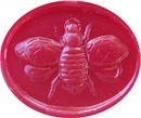 classic red faux sealing wax