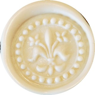 ivory pearl glue gun sealing wax