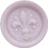 lavender pastel glue gun sealing wax