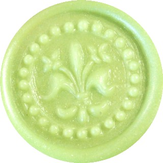 lime pearl glue gun sealing wax